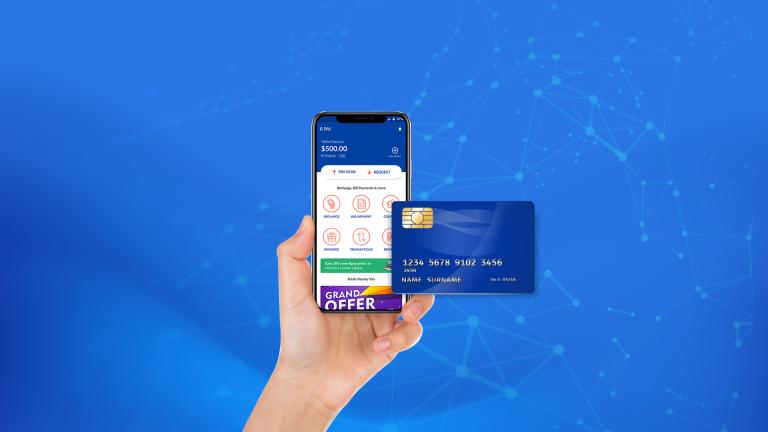 Create A Mobile Wallet App