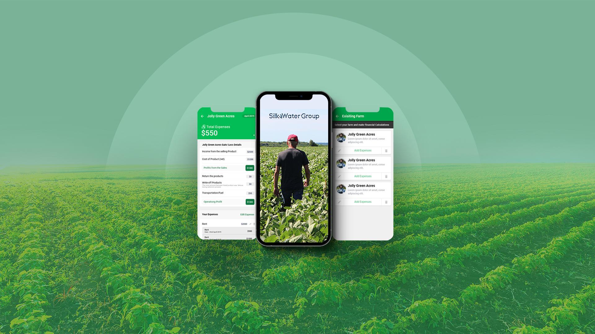 agriculture app development