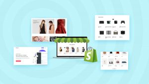 SShopify for online business